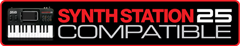 SynthStation25 compatible